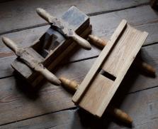 Skottoksane er særs fint laga med flotte handtak og fint utforma sponrom. Foto: Roald Renmælmo