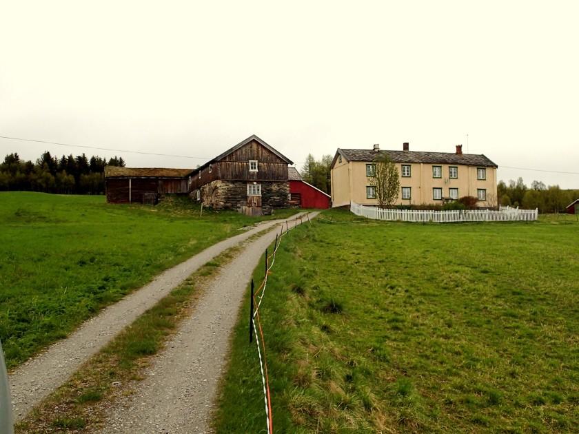 Bredalslia gård, Os i Hedmark. Foto: Ivar Jørstad